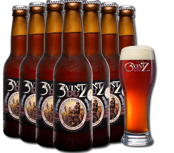 Bière Gwiniz Du