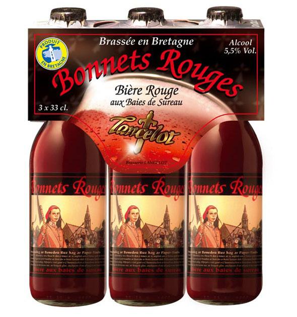 Bière Bonnets Rouges