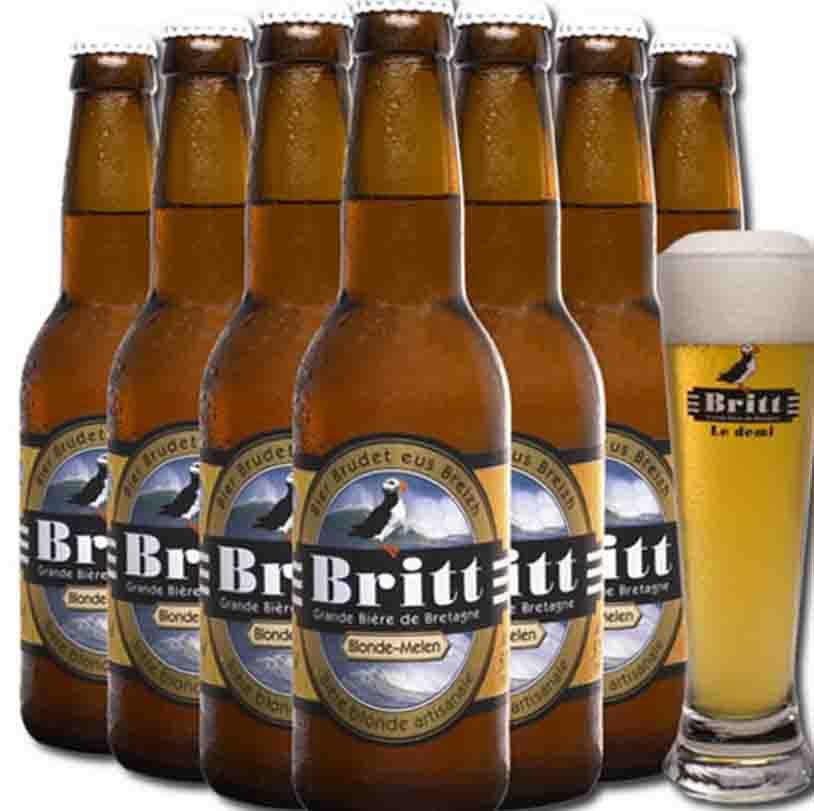 Les Bières Bretonnes